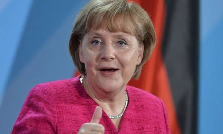 angela merkel to visit india from october 4 6