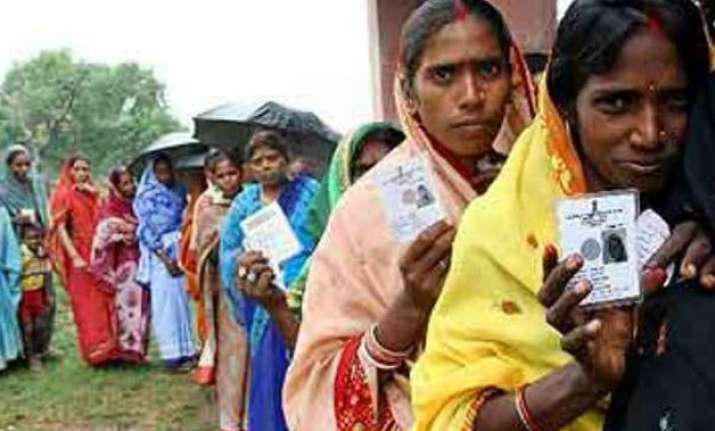 bihar polls caste major factor in second round voting