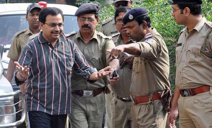kunal ghosh s judicial custody extended