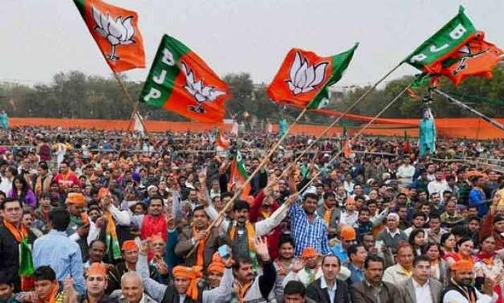 bjp led alliance leads in goa zilla panchayat polls