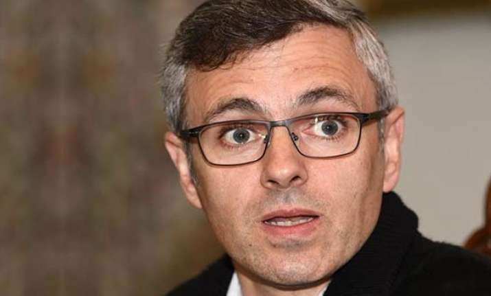 will never enter into an alliance with bjp omar abdullah
