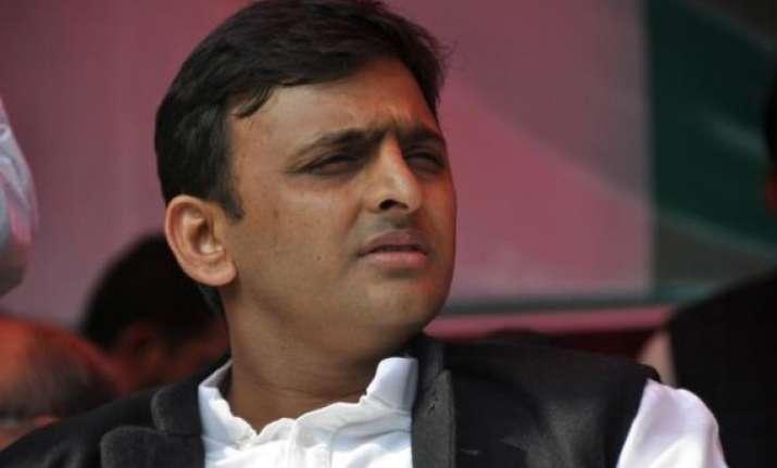 bjp accuses akhilesh of failing poll promises