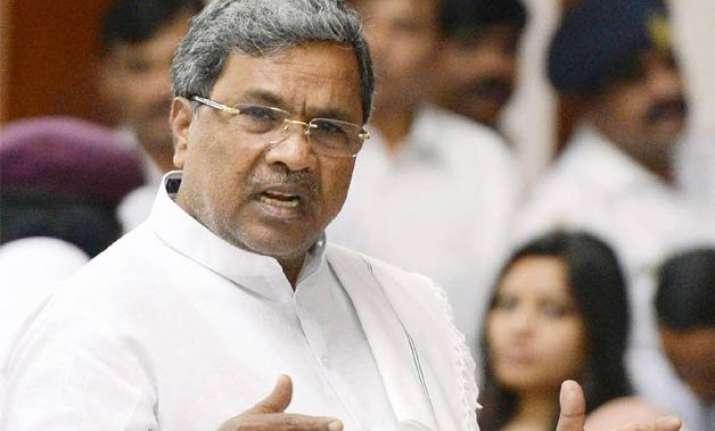 mahadayi row bjp hits out at karnataka cm