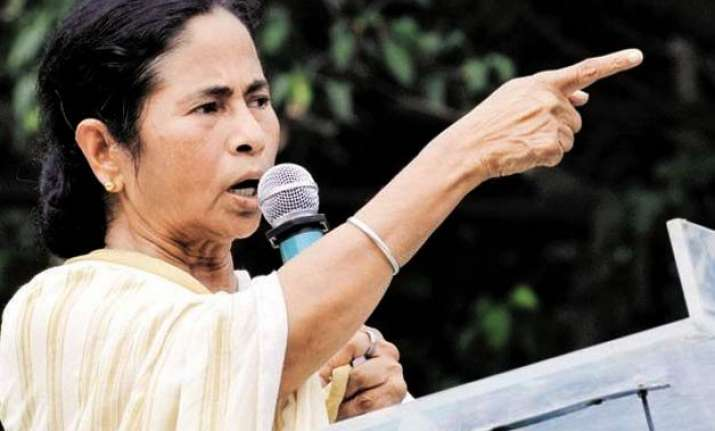 worried over mukul roy s closeness to bjp mamata asks party