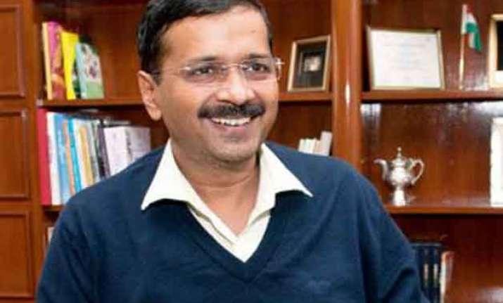 arvind kejriwal says delhi govt working on its free wi fi