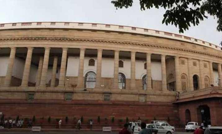gst bill goes to rajya sabha select committee