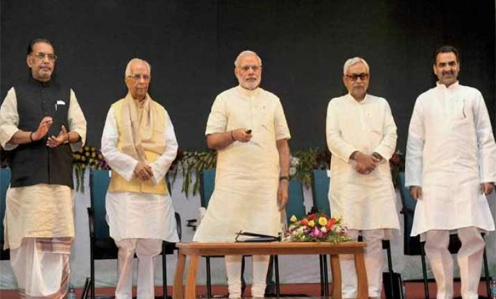 pm awards journalists at icar function