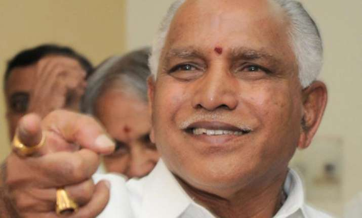 i can t be replaced says defiant yeddyurappa