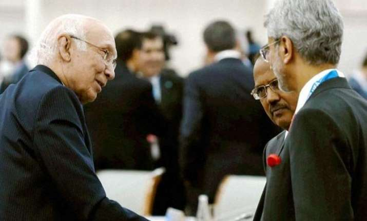 indo pak nsa level talks to take place as scheduled centre
