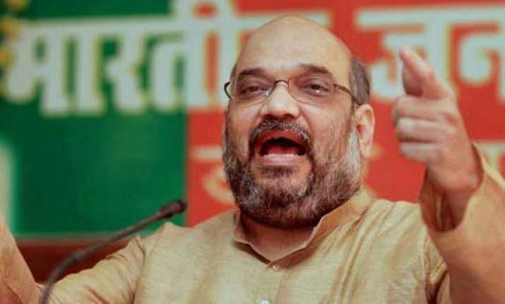 jharkhand polls amit shah to address four rallies in the