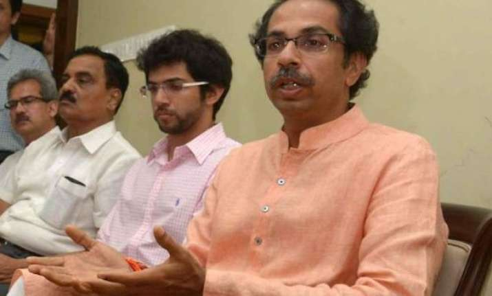 shiv sena raps bjp again asks what changed after getting
