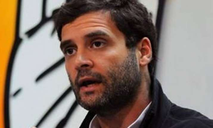 rahul gandhi to visit hudhud hit koraput today