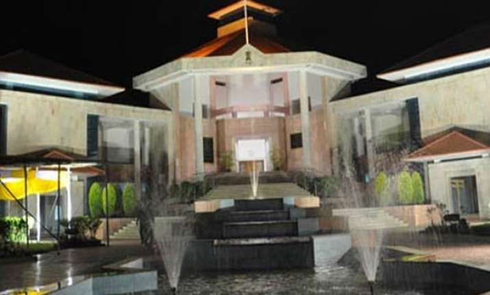 manipur hc stays assembly speaker s mla disqualification