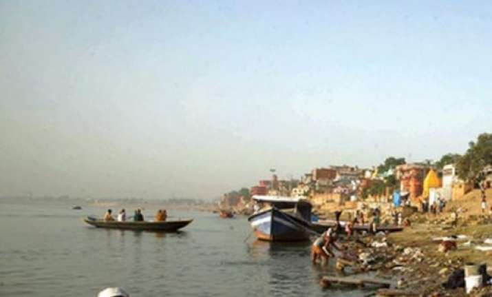 modi s vision is to achieve goal of clean ganga government