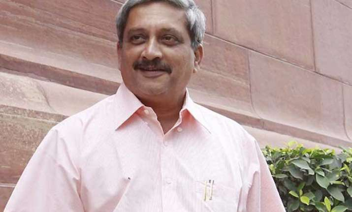 some ex pms compromised india s deep assets manohar parrikar