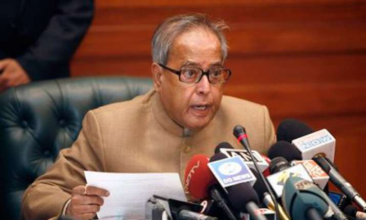 people in bengal want tc cong to come to power says pranab
