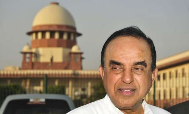 subramanian swamy to lead rss information campaign on ram