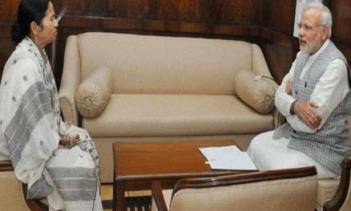 will meet pm during his bengal visit give memorandum mamata