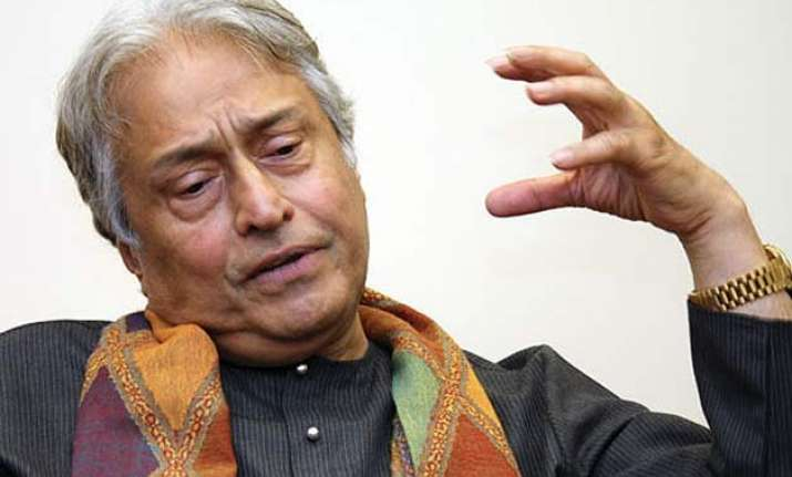 pm modi should rein in trouble makers around him amjad ali