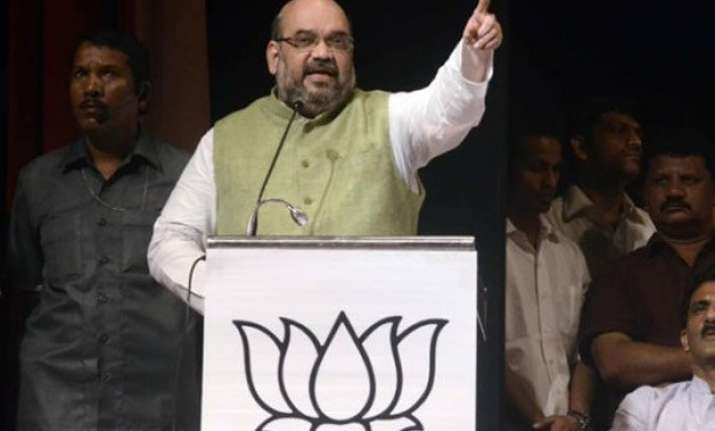 one year of modi govt amit shah to address rally in karnal
