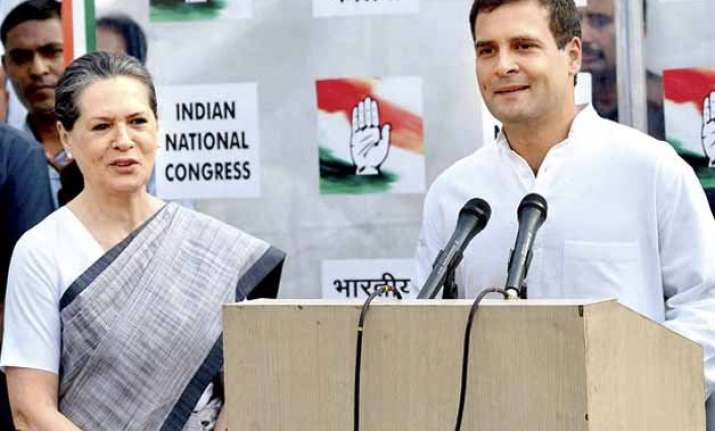 reeling under financial crunch congress aims to raise funds