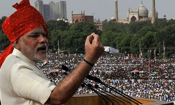 6 independence day promises from 2014 that pm modi fulfilled