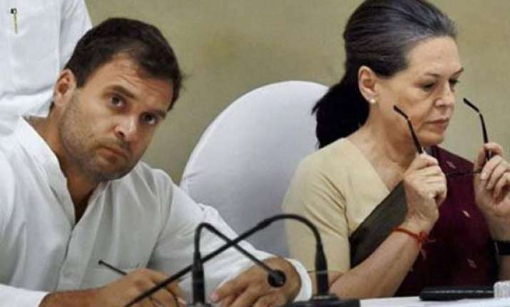 congress expels mp leader for questioning sonia and rahul s
