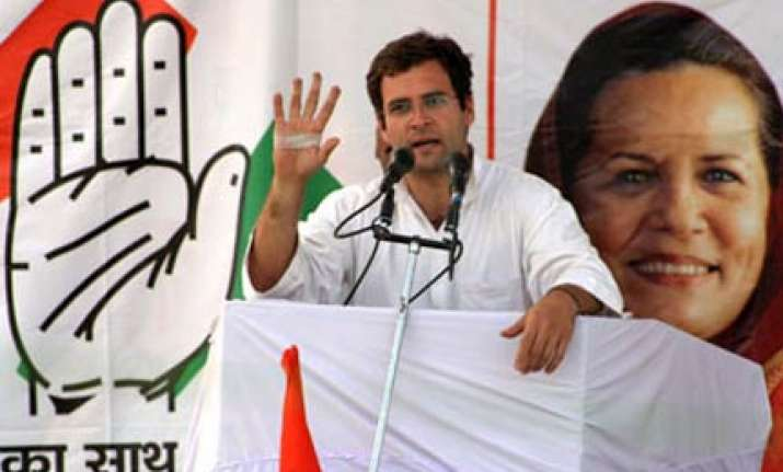 govt to take strong action against corruption rahul gandhi