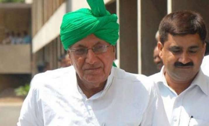 not afraid of going to jail says om parkash chautala