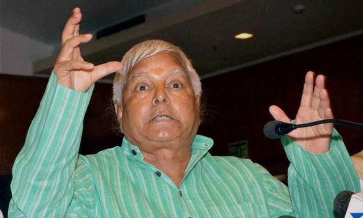 lalu prasad challenges pm modi to prove he made shaitan