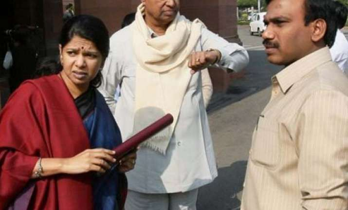 2g scam raja kanimozhi ammal others put on trial