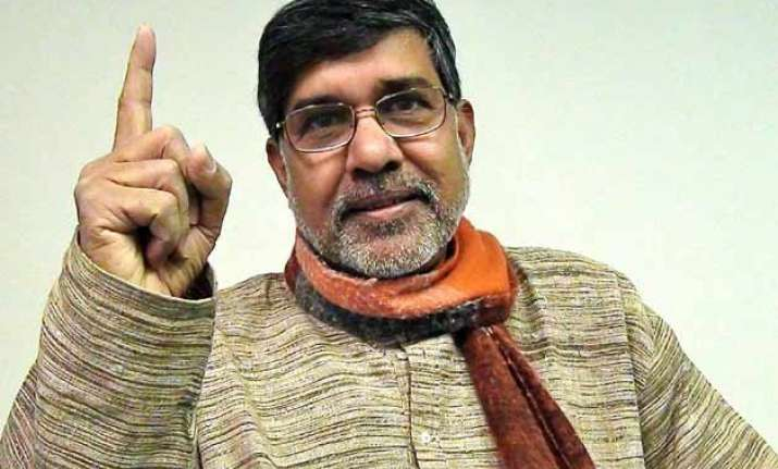 kailash satyarthi to launch global campaign against child