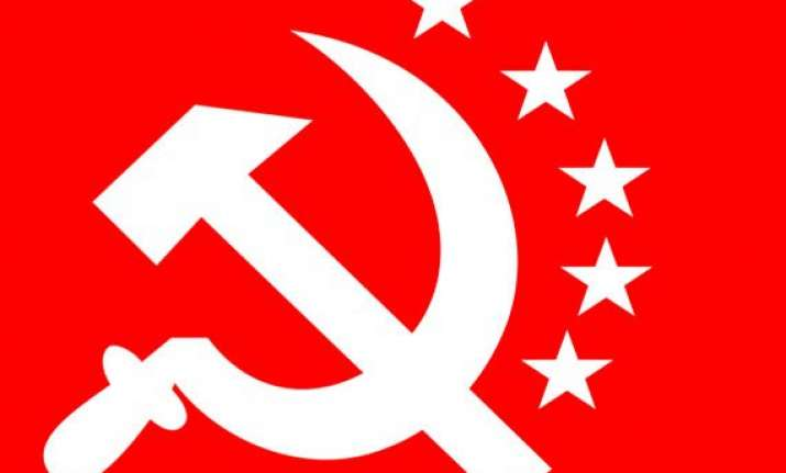 form secular government in kashmir cpi m