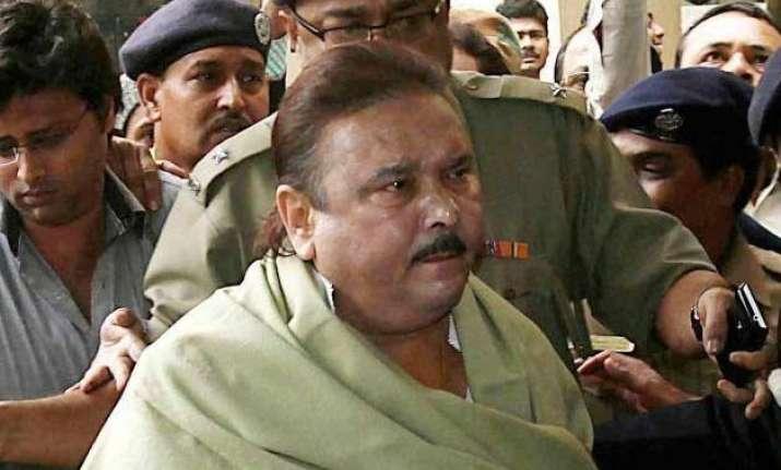 saradha scam bengal minister madan mitra granted bail