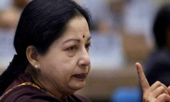 petition filed in sc to restrain jaya from becoming cm