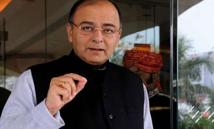 congress leadership lacks legislative literacy arun jaitley