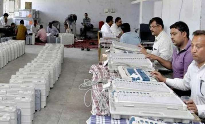 maharashtra haryana polls counting of votes to begin at 8