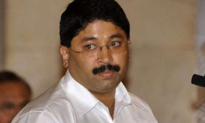 dayanidhi maran questioned by cbi