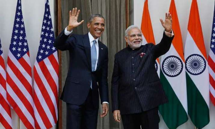 obama modi hold talks on civil nuke deal and a range of