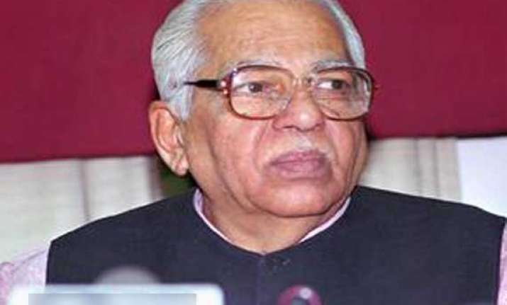 up governor ram naik justifies his pro active style rss ties