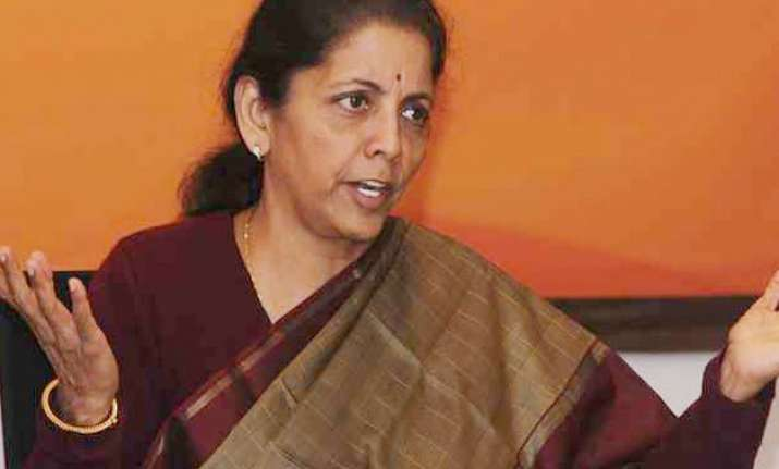 no plans to introduce fdi in e commerce retail nirmala