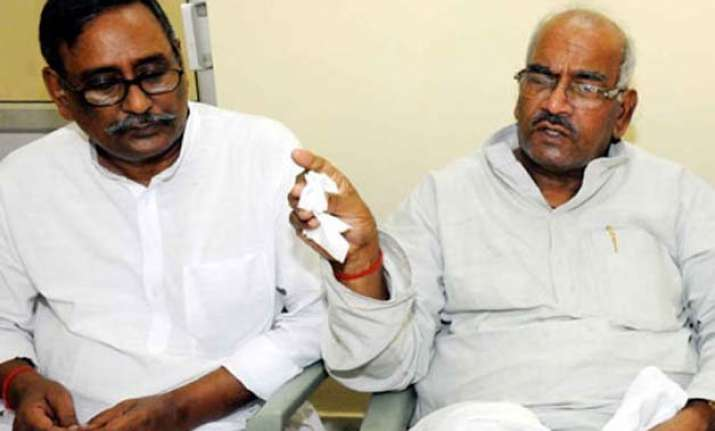 consensus in jd u over merger with rjd