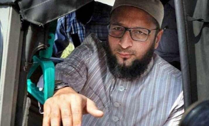owaisi backs yakub memon asks why beant singh rajiv killers