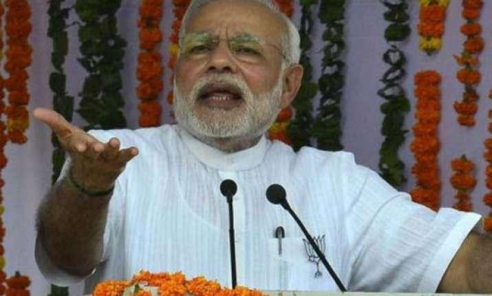 haryana polls pm narendra modi to address four election