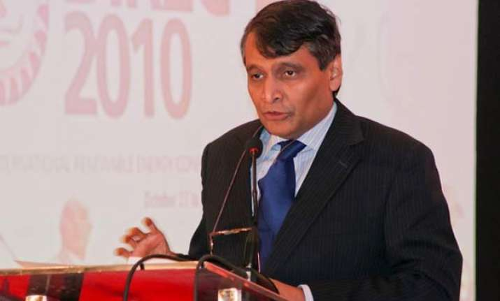 railways will continue to be owned by govt of india suresh