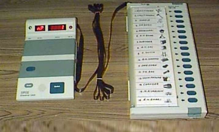experts to study paper backup for evms