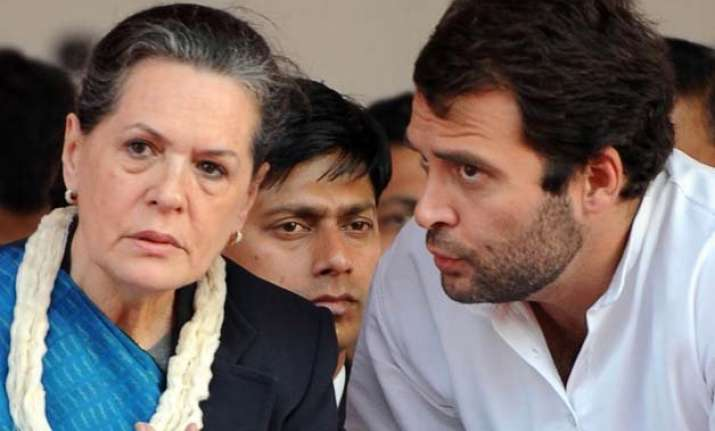 rahul gandhi on leave before budget session bjp says