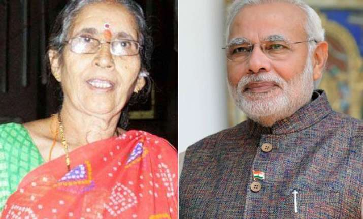 pm modi s wife jashodaben files rti seeks marriage related