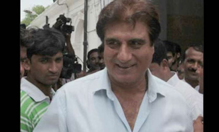 sp suffers setback in up as dimple loses to raj babbar