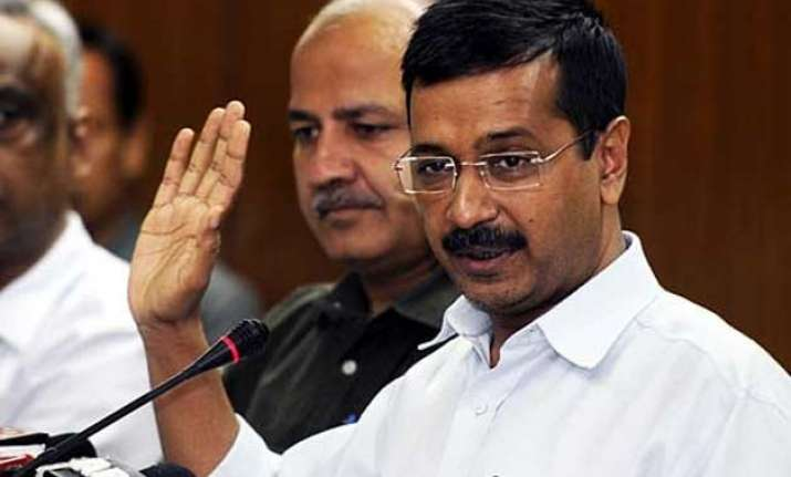 aap govt orders implementation of circle rate despite lg s